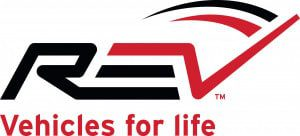 rev vehiclesforlife logo