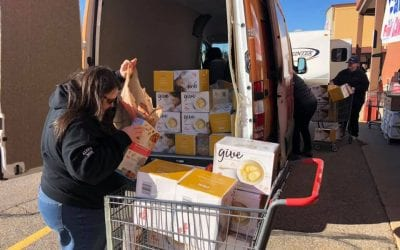 Frank FM And 98.1 WTSN's 20th Annual 'Caring and Sharing' Food Drive Was Nothing Short of Incredible