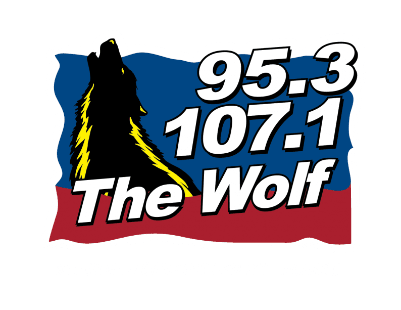 95.3 & 107.1 The Wolf
