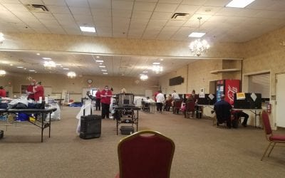 Binnie Media NH's 'Out For Blood' Red Cross Blood Drive Smashes Goal