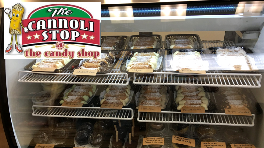 The Cannoli Stop @ The Candy Stop