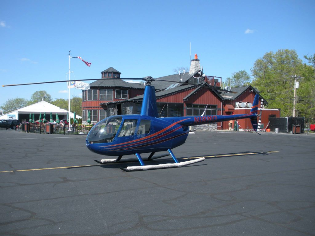 CR Helicopter Inc.