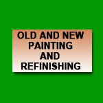 Old and New Painting and Refinishing Certificate