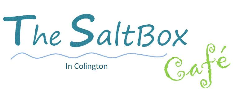 The Saltbox Cafe'