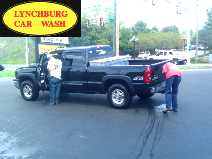 Lynchburg Car Wash